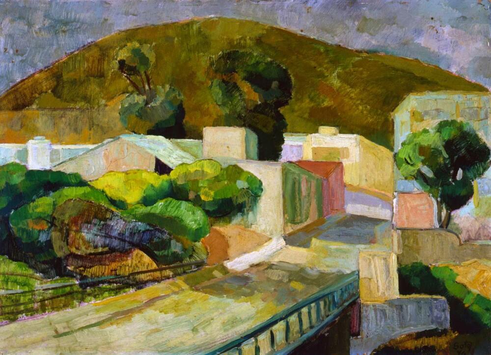 Soto El puente 1946