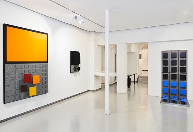 Carrément Soto exhibition Galerie Denise René Paris 2020