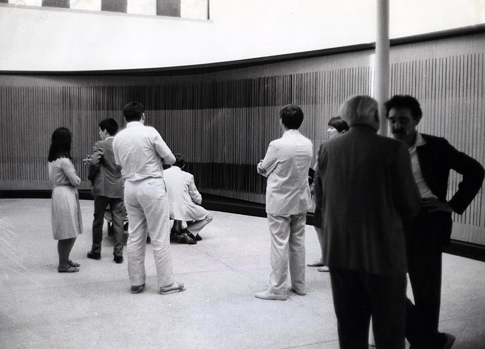 Soto Venice Biennial, 1966