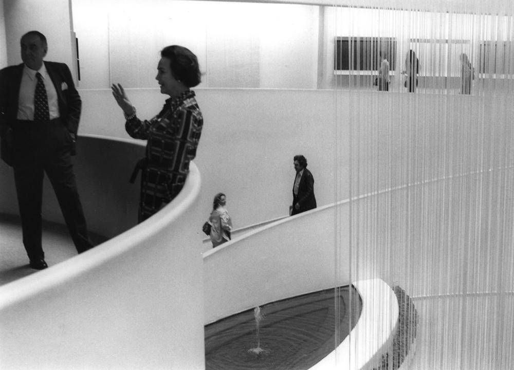 Soto Retrospective 1974 Guggenheim Museum New York
