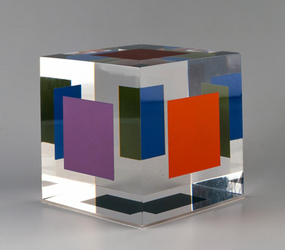 Soto Mini-cube 1996