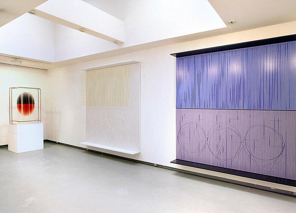 Soto le mouvement dans l'art exhibition Galerie Denise René 2003