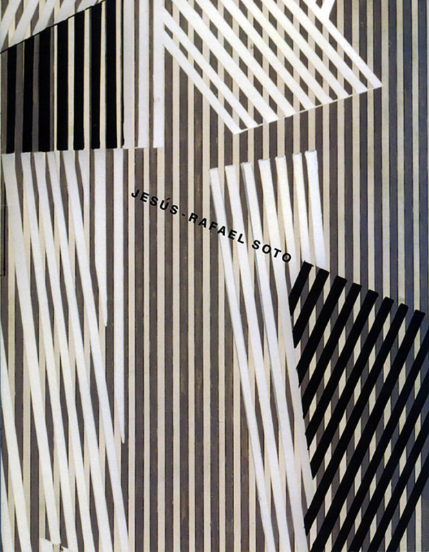 Soto exhibition catalogue Sicardi Gallery Houston 2004