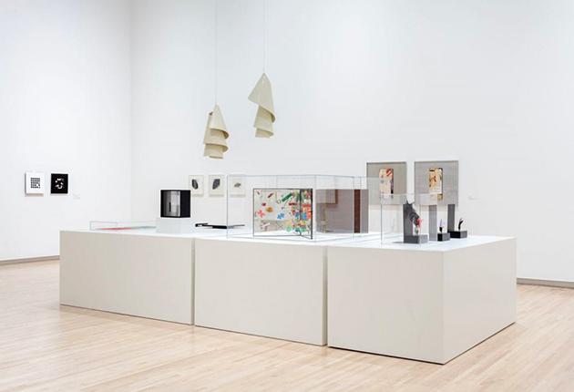 Soto exhibition Mildred Lane Kemper Art Museum 2020