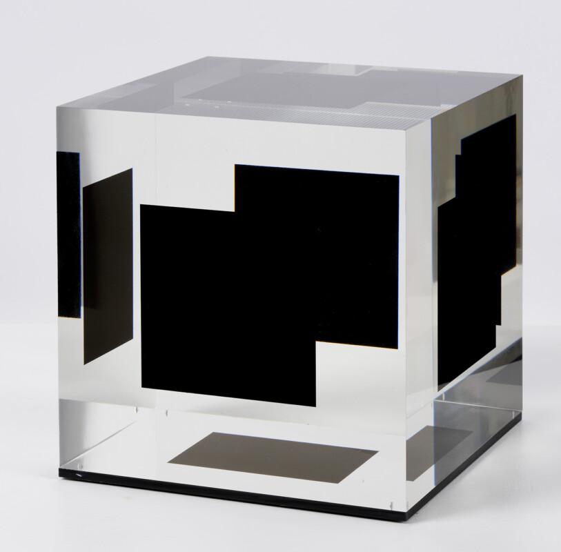 Soto Cube de Madrid - Cubo de Madrid 1981