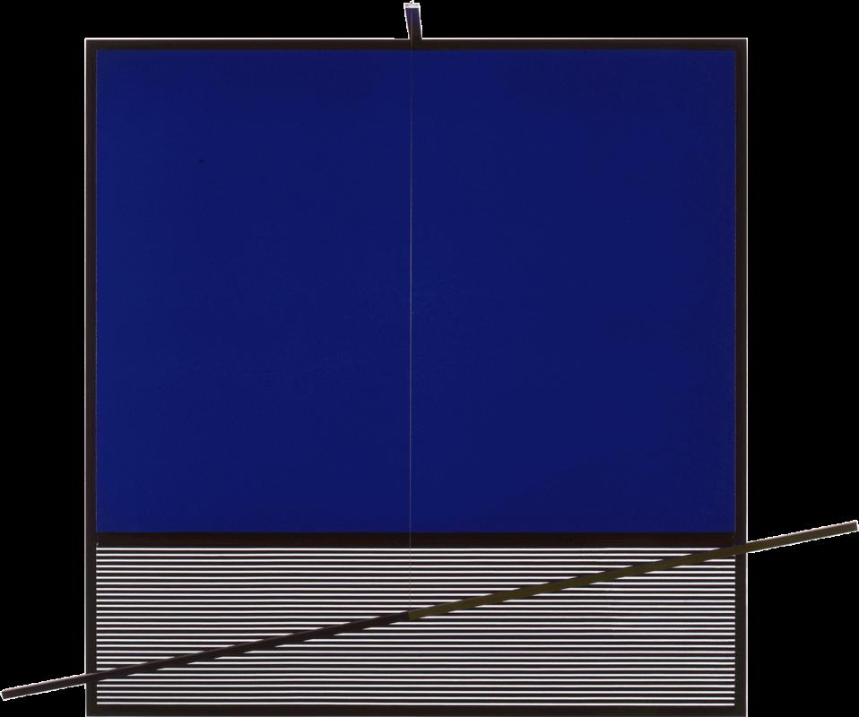Soto Vert et noir avec bleu 1997