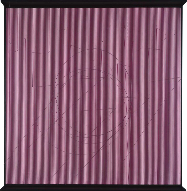 Soto Violeta sobre violeta 2000
