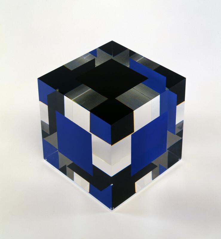 Soto Cube de Florence 2002