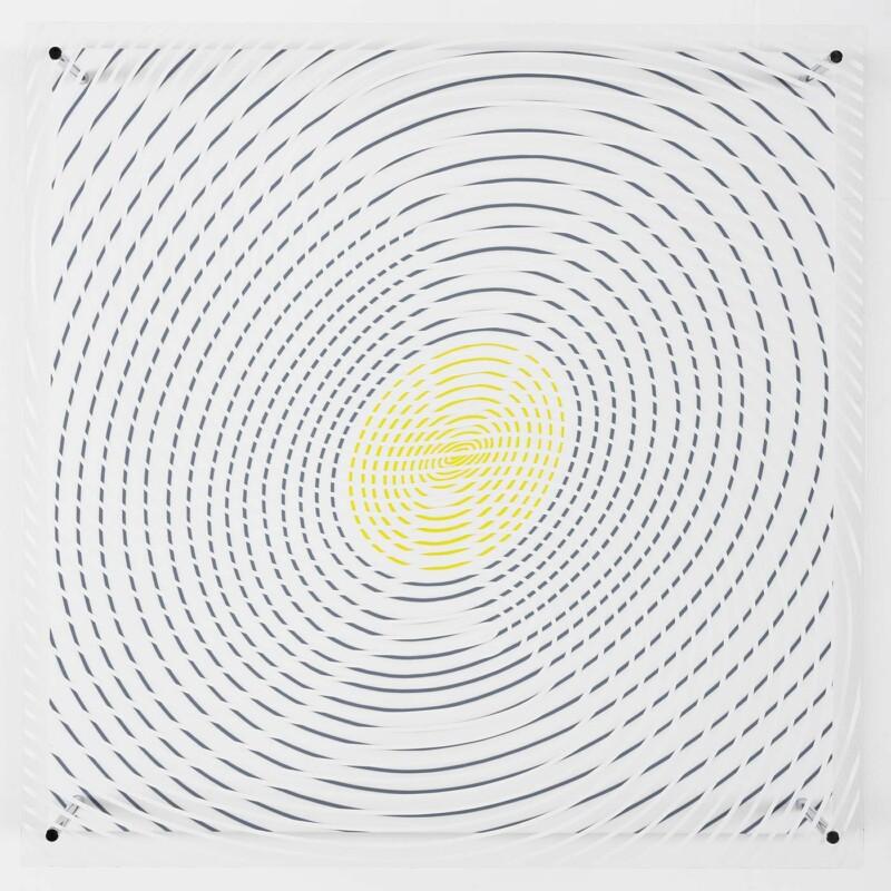 Soto Espiral con amarillo s/d