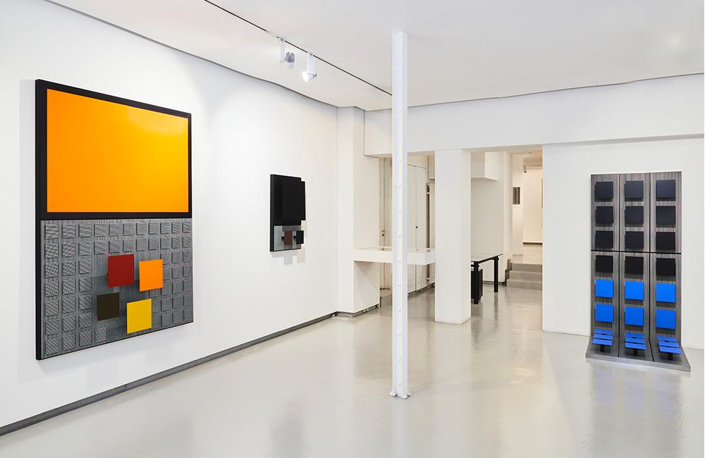 Carrément SOTO exhibitionGalerie Denise René 2020