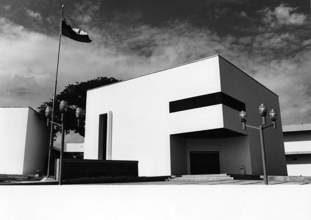 Jesús Soto Museum Foundation Ciudad Bolívar Venezuela