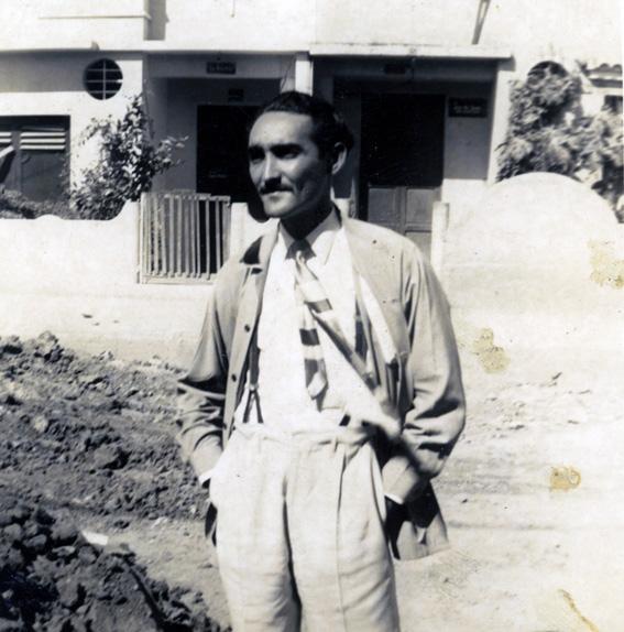 Jesus soto caracas 1945